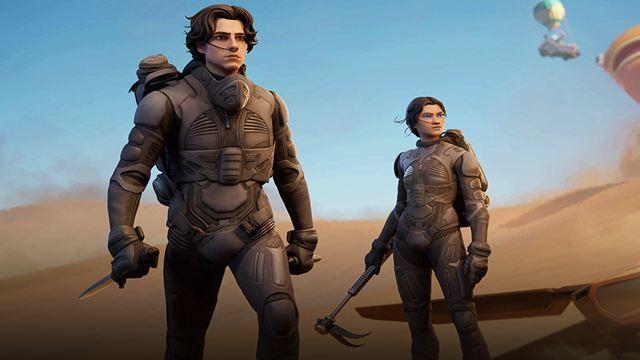 El mundo de 'Dune' llega a Fortnite y te contamos cómo se ve