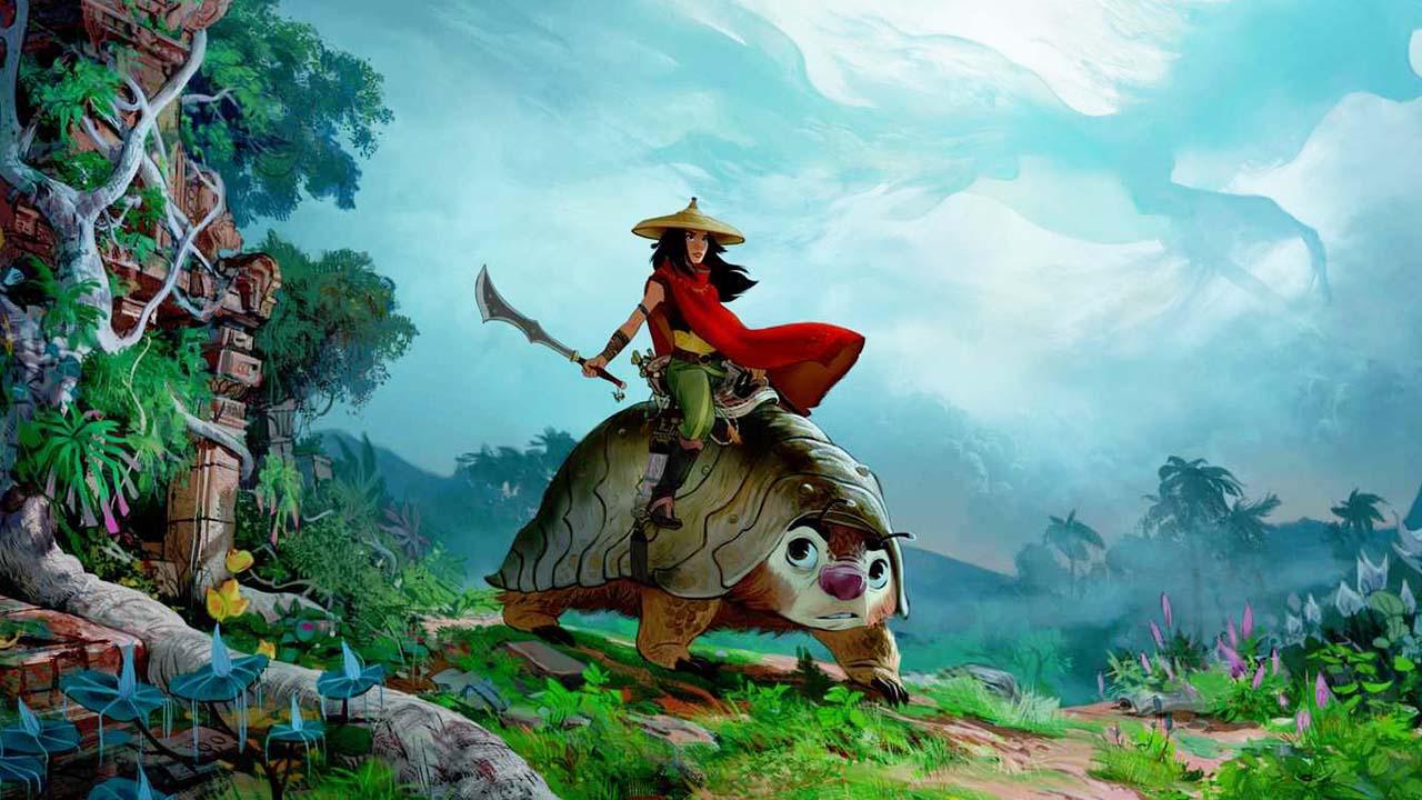 Raya y el último dragón': De qué trata, fecha de estreno, tráiler y más sobre la película de Disney - Noticias de cine - SensaCine.com.mx
