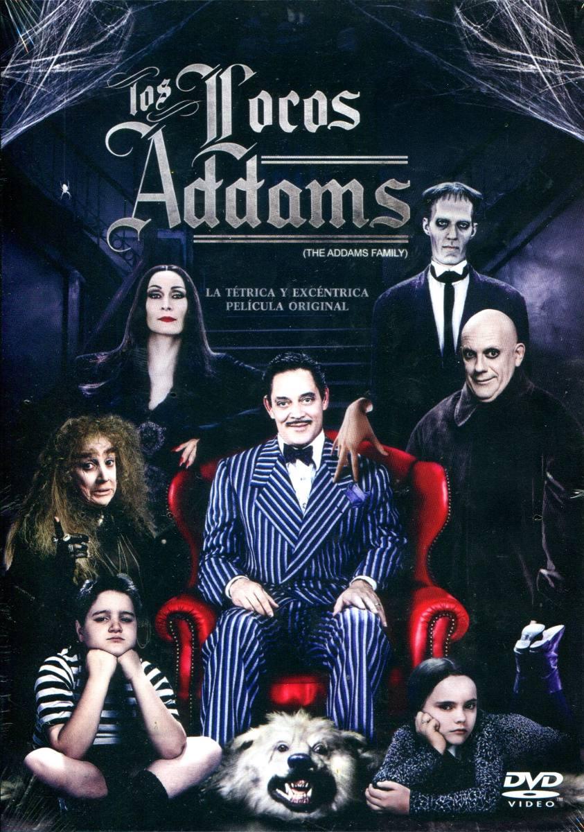 Los Locos Addams Sensacine Com Mx