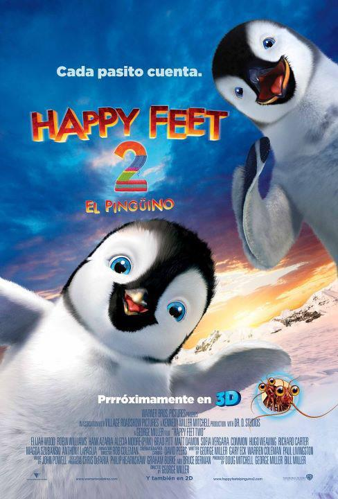 Happy Feet 2 El Pinguino Sensacine Com Mx