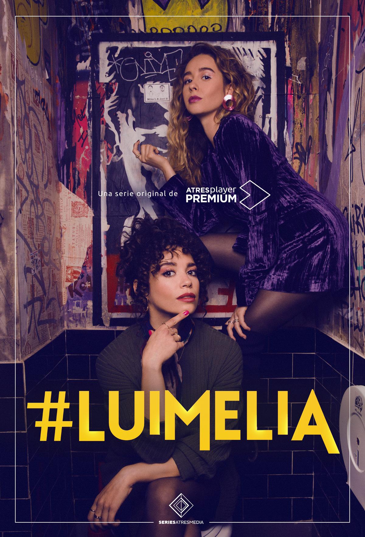 Luimelia Temporada 3 - SensaCine.com.mx