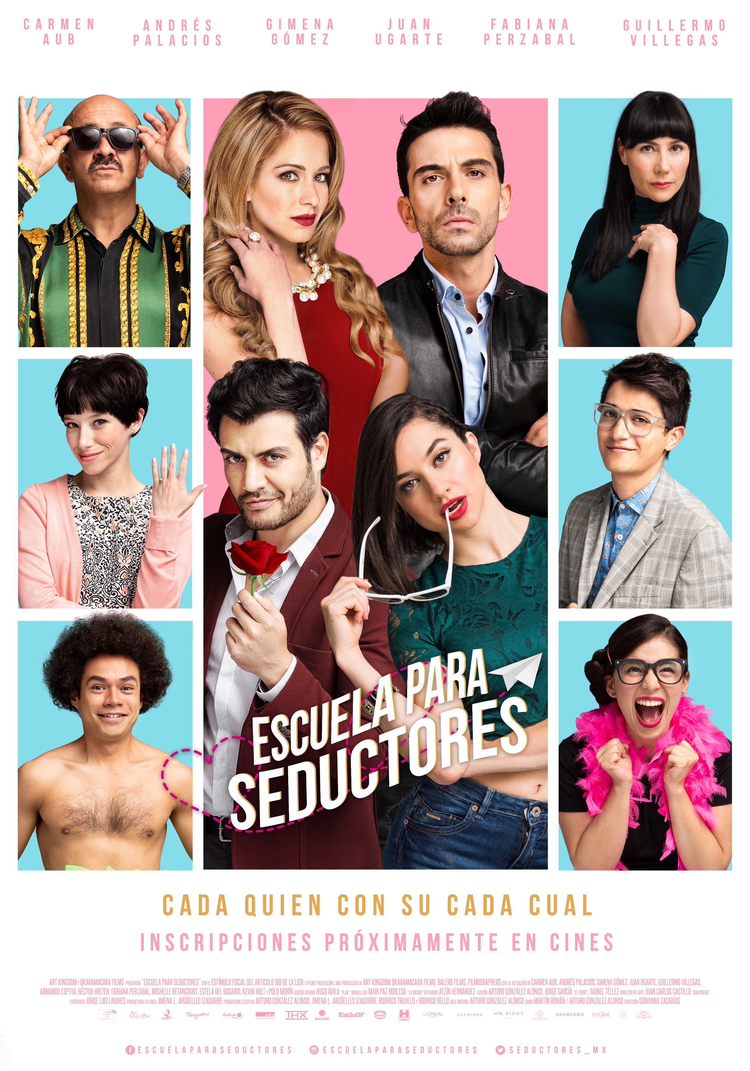 Escuela para seductores - SensaCine.com.mx