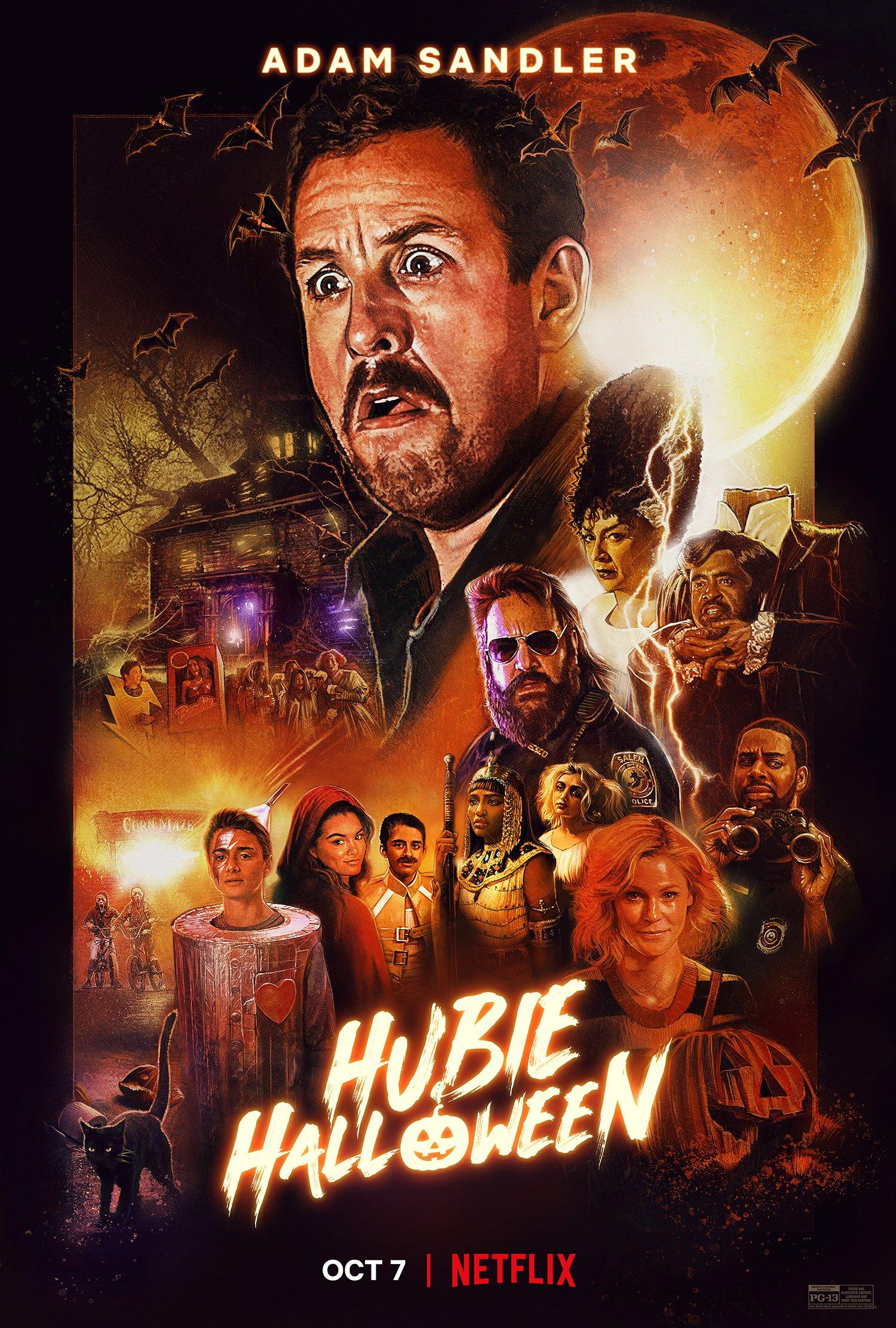 El Halloween de Hubie - SensaCine.com.mx