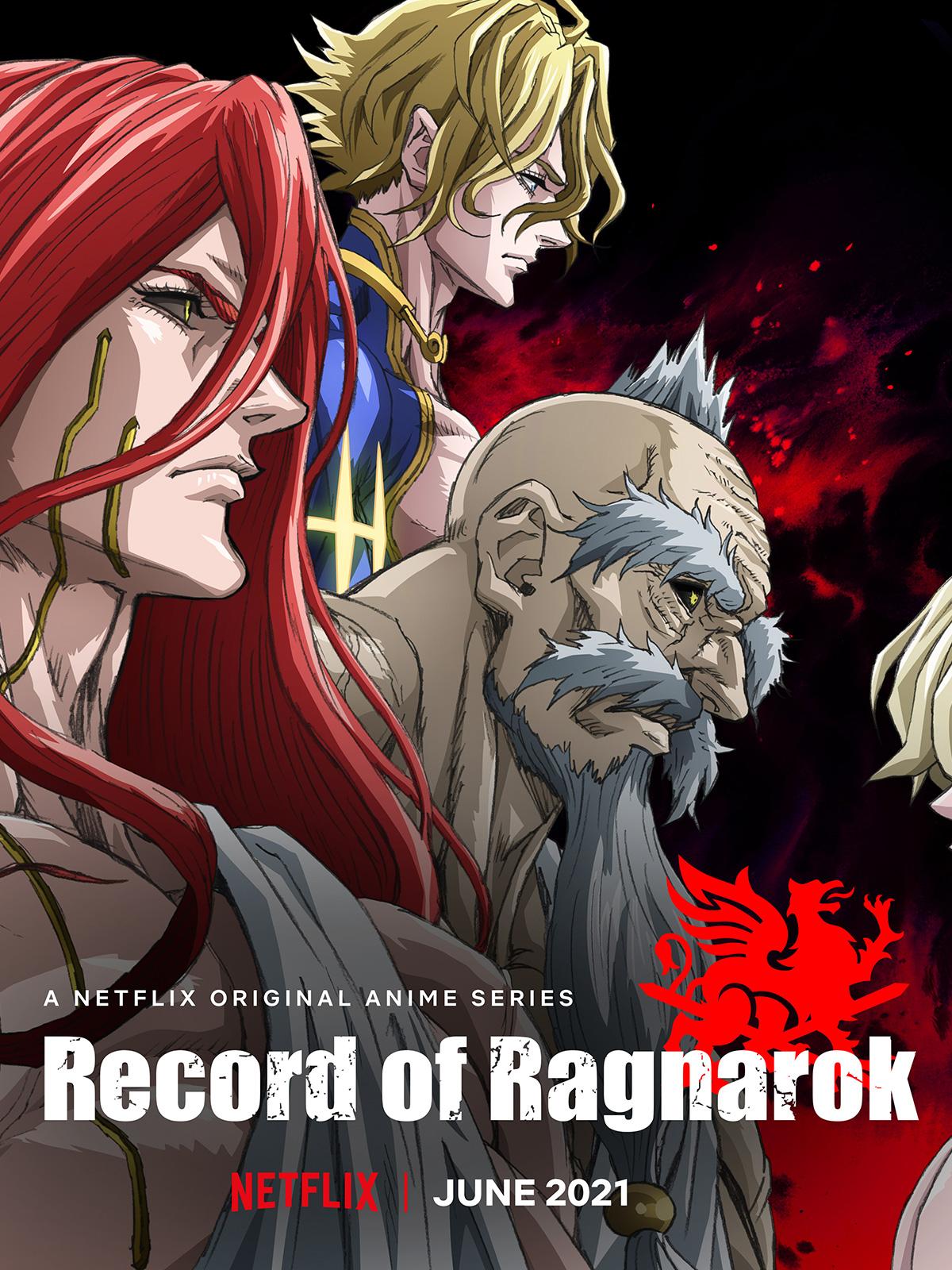 Cartel Record of Ragnarok - Poster 1 sobre un total de 2 - SensaCine.com.mx