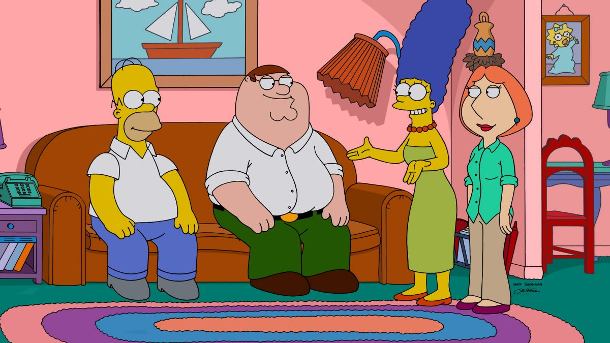Los Simpson-Padre de Familia