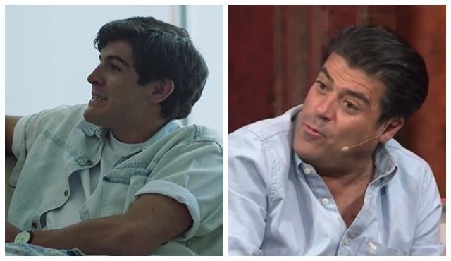 Alexis Ortega es Jorge 'El Burro' Van Rankin