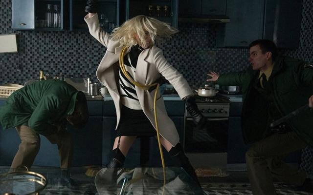'Atómica' (2017)
