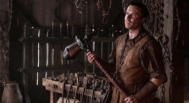 Joe Dempsie - 'Game of Thrones'