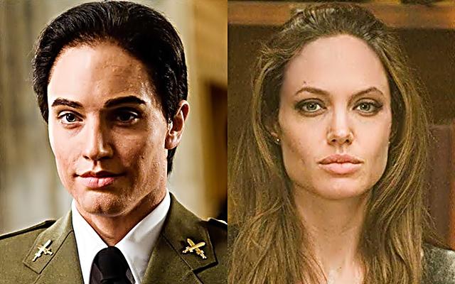 Angelina Jolie como Evelyn Salt