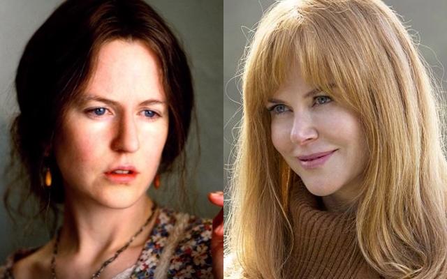 Nicole Kidman como Virginia Woolf