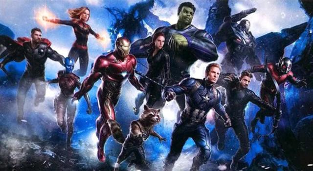 Tráiler 'Avengers 4'