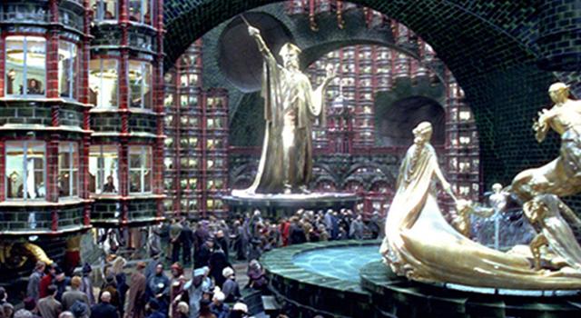 Ministerio británico de magia