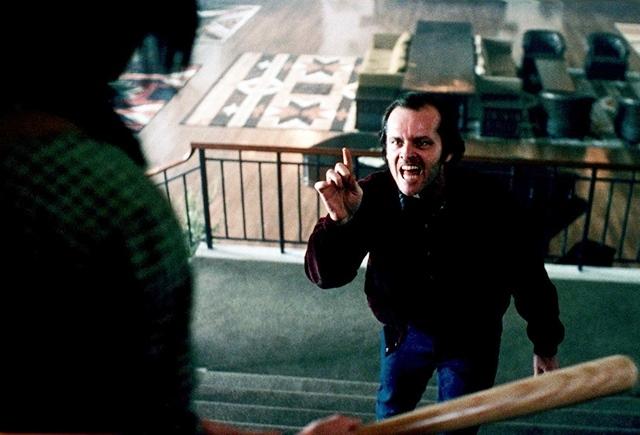 Jack Torrance - 'El resplandor' (1997)