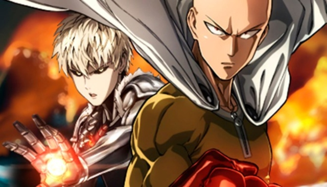 'ONE PUNCH MAN'
