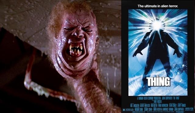 Usa el tema de 'The Thing'