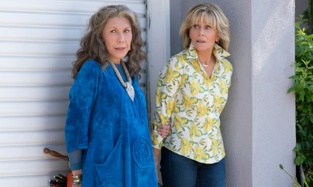 GRACE AND FRANKIE - T5