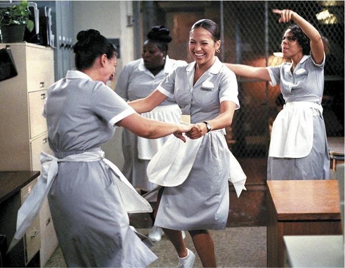 Marisa Ventura en 'Sueños de amor' (2002)