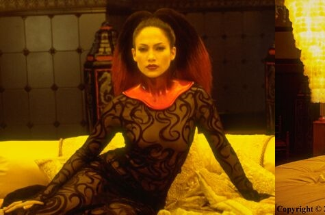 Catherine Deane en 'La célula' (2002)