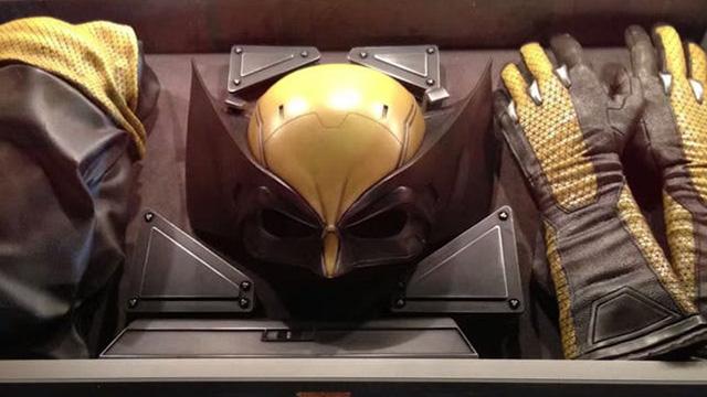 El traje clásico de Wolverine