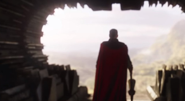 ¿Dónde está Thor?