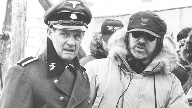 Spielberg no iba a dirigir