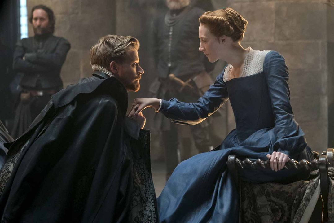 (⋆2.8) 'Mary Queen of Scots'