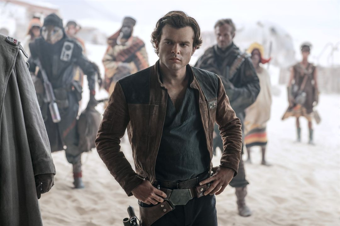 (⋆3.6) 'Han Solo: una historia de Star Wars'