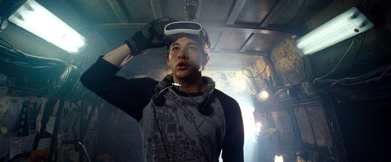 (⋆4.1) 'Ready Player One'