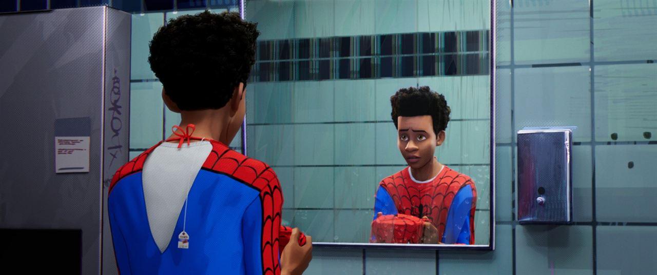 (⋆4.6) 'Spider-Man: Un nuevo universo'