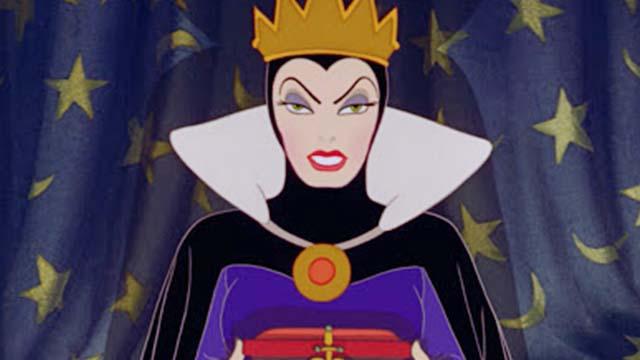La reina Grimhilde – 'Blancanieves'