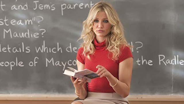 Elizabeth Halsey – 'Bad Teacher'