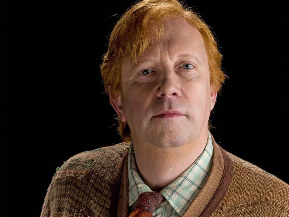 Arthur Weasley, el mejor padre