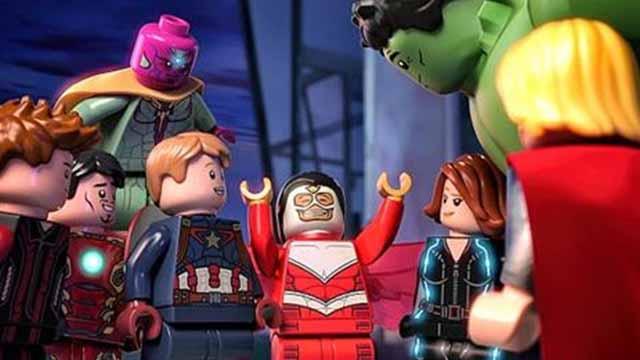 Lego Marvel Superheroes: ¡Vengadores reunidos! (5 de agosto)