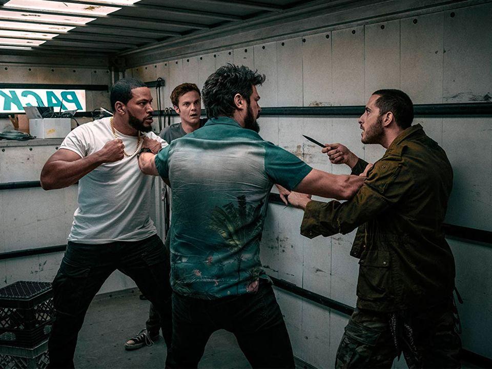1. Violencia extrema