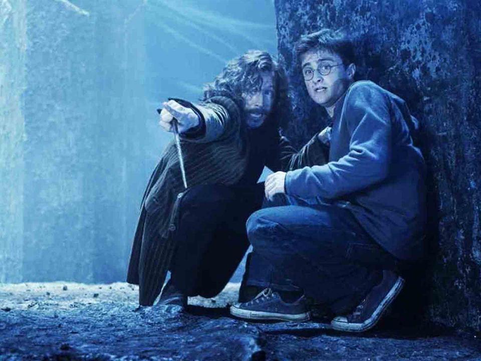 ¡Todos menos tú, Sirius!