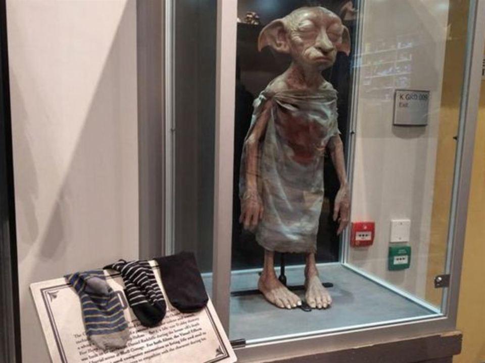 Más calcetines para Dobby
