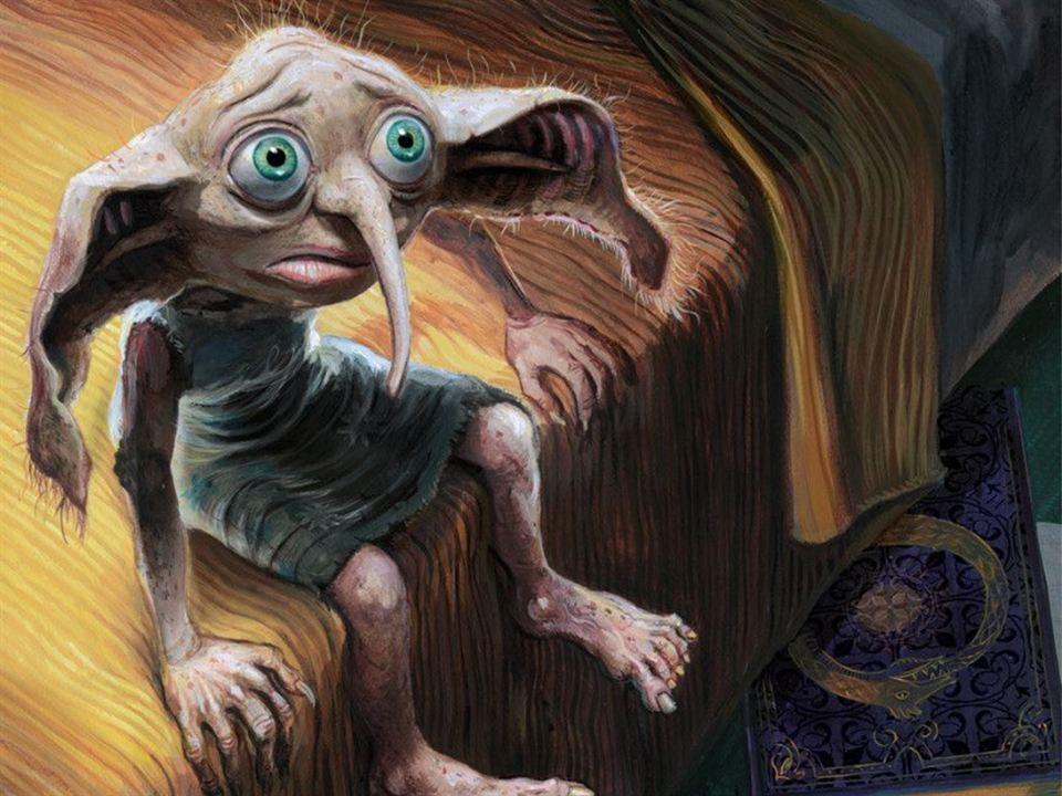 La ilustración de Dobby