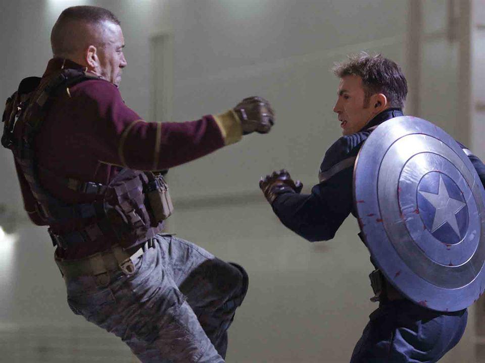 Capitán América y el Soldado del Invierno (01 de septiembre)