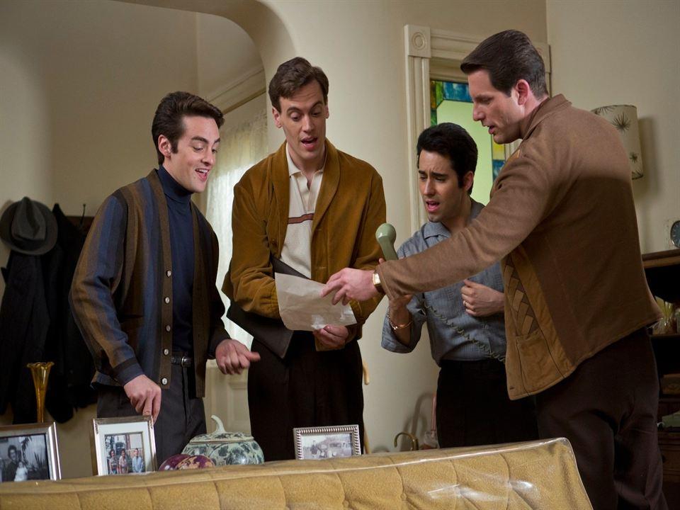 Jersey Boys: Persiguiendo la música (2014)