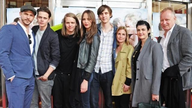 Una gran familia de actores