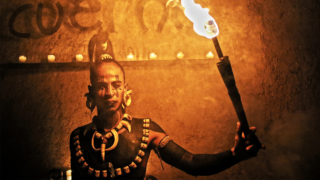 Fuego Maya