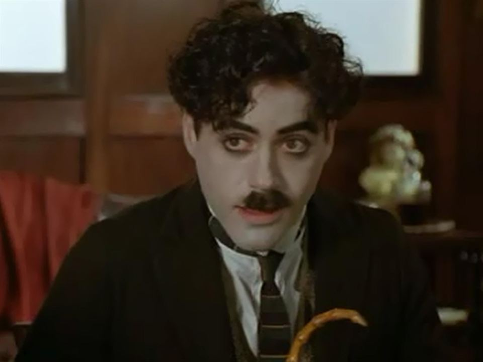 Charles Chaplin - Robert Downey Jr.
