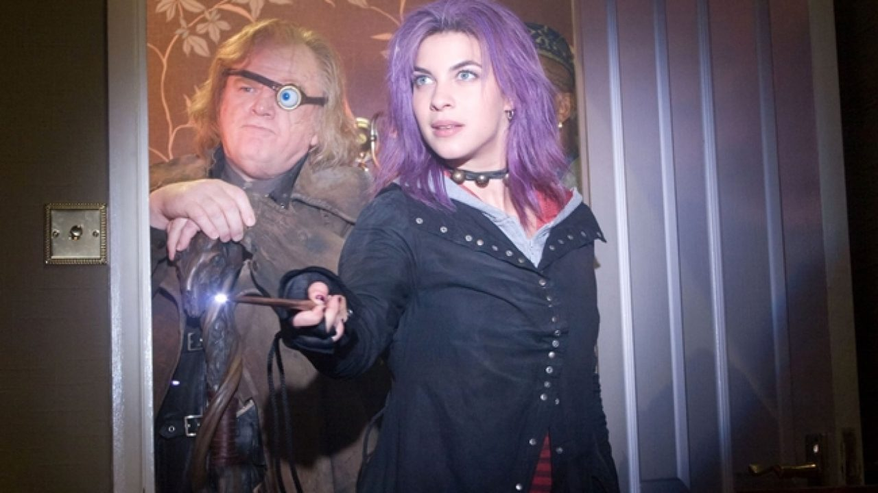 Andromeda y Ted Tonks