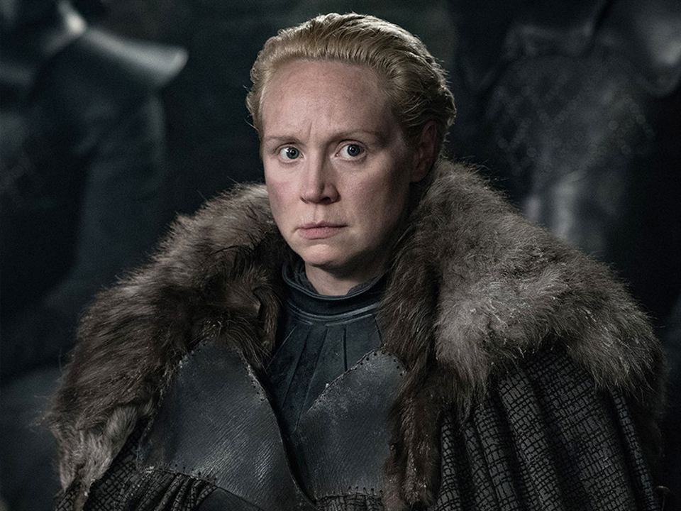 Gwendoline Christie (Brienne of Tarth)