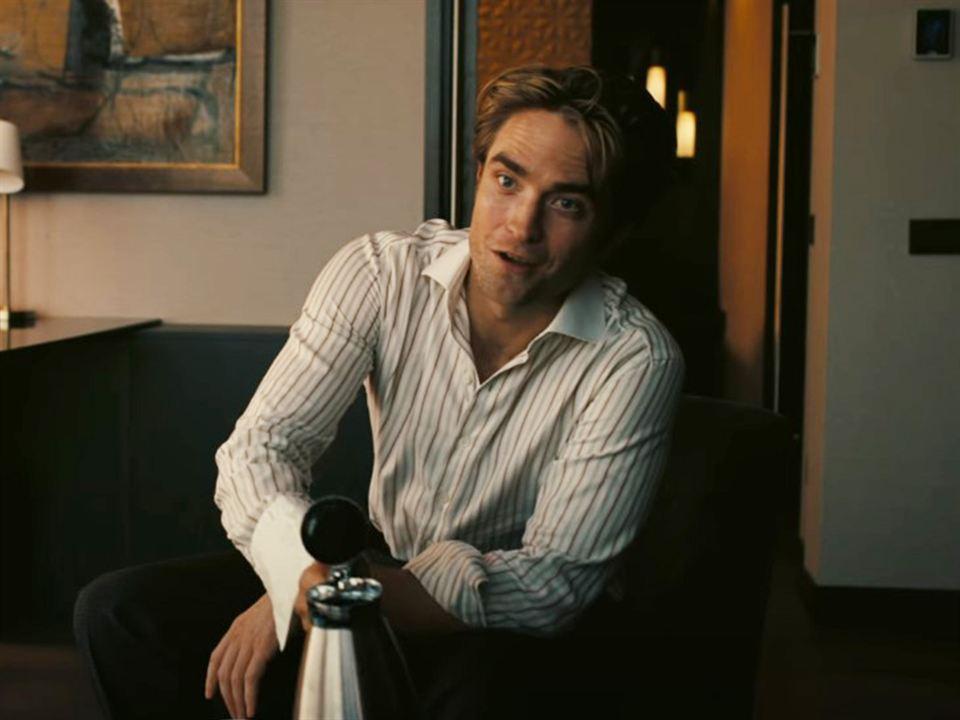El personaje de Robert Pattinson