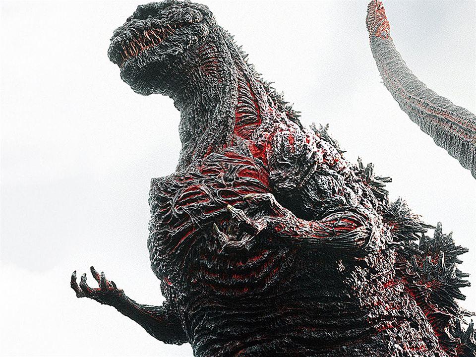 Godzilla no podía faltar