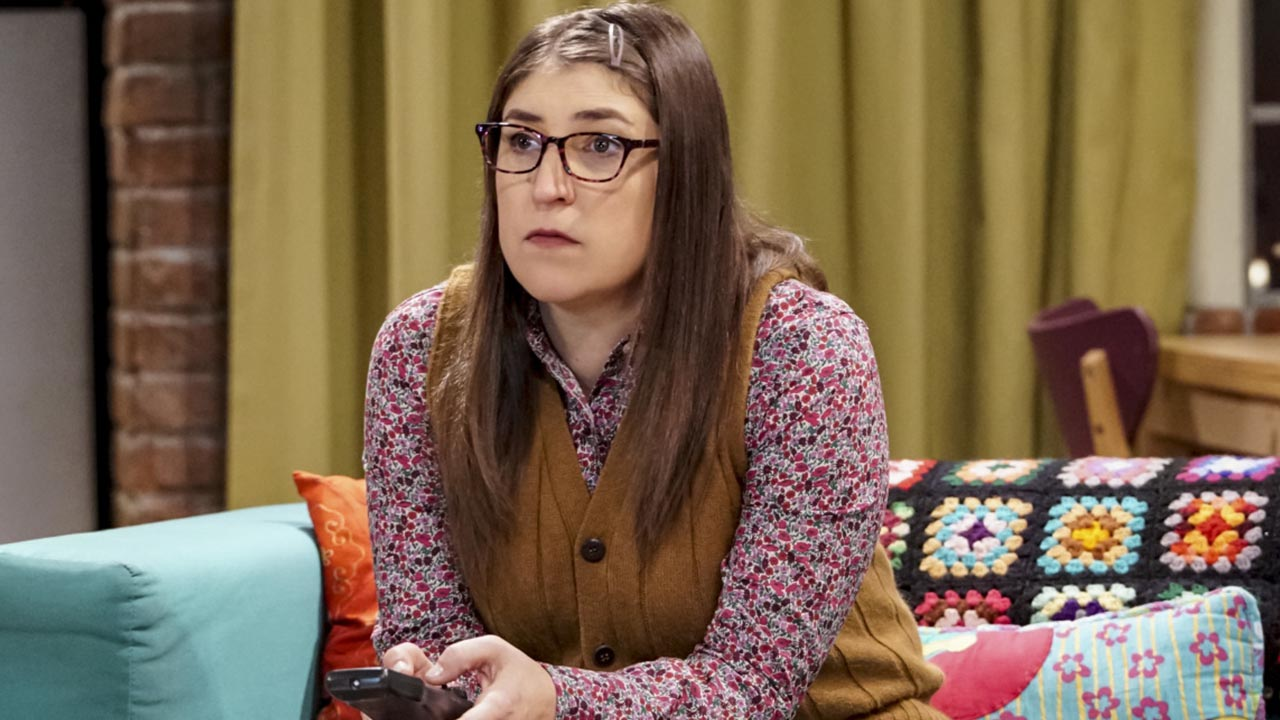 The Big Bang Theory': Mayim Bialik