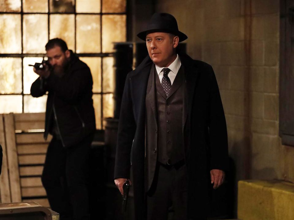 The Blacklist - Temporada 7 (18 de julio 2020)