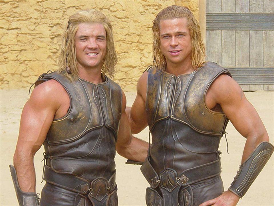 Brad Pitt (Troya)