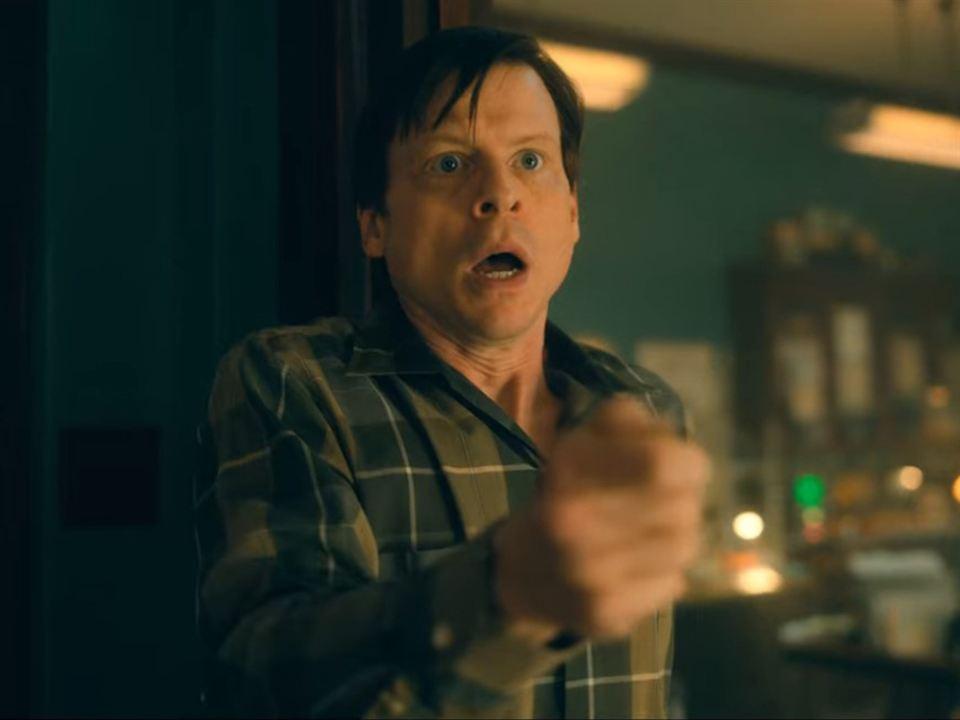 Kevin Rankin es Elliott en 'The Umbrella Academy' - Temporada 2